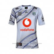 Camiseta Nueva Zelandia Warriors Rugby 2019 Gris