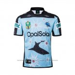 Camiseta Sharks Rugby 2018-19 Conmemorative