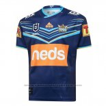 Camiseta Gold Coast Titans Rugby 2020 Local