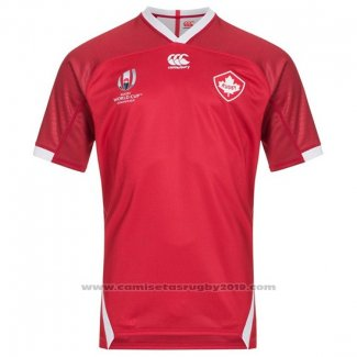 Camiseta Canada Rugby RWC 2019 Local