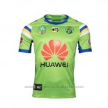 Camiseta Canberra Raiders Rugby 2018 Local