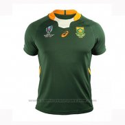 Camiseta Sudafrica Rugby RWC 2019 Local