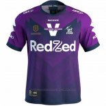 Camiseta Melbourne Storm Rugby 2020 Campeona