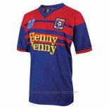 Camiseta Newcastle Knights Rugby 1988 Retro