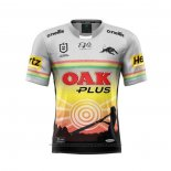 Camiseta Penrith Panthers Rugby 2021 Segunda