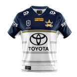 Camiseta North Queensland Cowboys Rugby 2021 Segunda