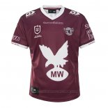 Camiseta Manly Warringah Sea Eagles Rugby 2021 Local