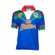 Camiseta Nueva Zelandia Warriors Rugby 1995 Retro