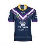 Camiseta Melbourne Storm Rugby 2018 Local