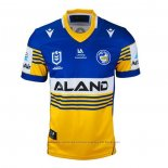 Camiseta Parramatta Eels Rugby 2021 Local