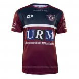 Camiseta Manly Warringah Sea Eagles Rugby 2020 Entrenamiento