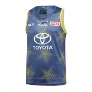 Tank Top North Queensland Cowboys Rugby 2020 Entrenamiento