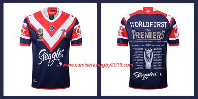 Noticias | Camiseta Rugby Sydney Roosters 2019