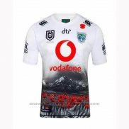 Camiseta Nueva Zelandia Warriors Rugby 2019 Conmemorative