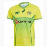 Camiseta Australia 7s Rugby 2019-20 Local