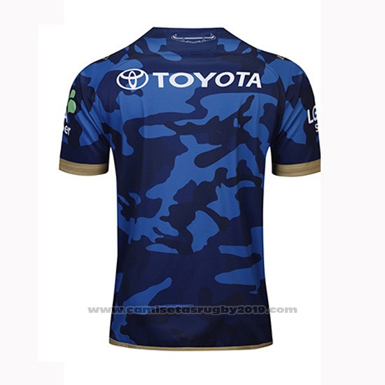 Camiseta North Queensland Cowboys Rugby 2019 Local