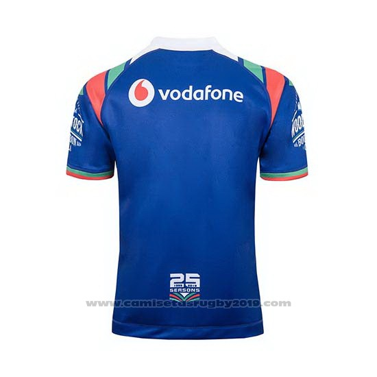 Camiseta Nueva Zelandia Warriors Rugby 2019-2020 Local