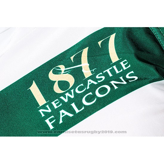 Camiseta Newcastle Falcons Rugby 2018 Local