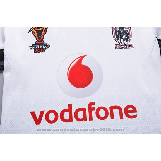 Camiseta Fiji Bati Rugby RLWC 2017 Local