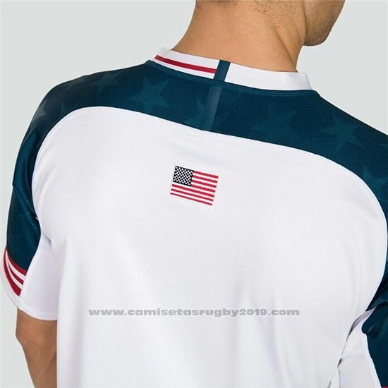 Camiseta USA Rugby RWC 2019 Local