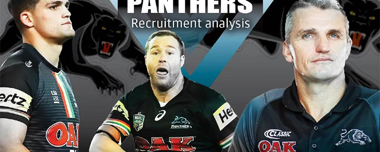 camisetasrugby2019 Penrith Panthers